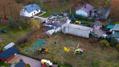 Photo of Strażacy odnaleźli wszystkich mieszkańców zawalonego budynku – FILM Z AKCJI RATUNKOWEJ