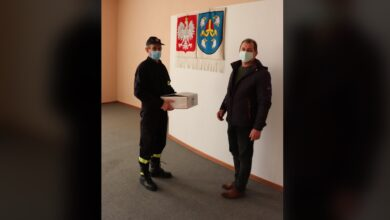 Photo of Wsparcie dla strażaków z gminy Ręczno