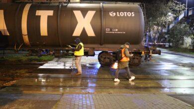 Photo of Piotrków: Mężczyzna potrącony przez pociąg towarowy – ZDJĘCIA