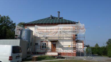 Photo of Szkoła w Mierzynie ma nowy dach!