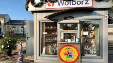 Photo of Kup prezent w kiosku Warsztatów Terapii Zajęciowej