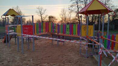 Photo of Nowy plac zabaw w Twardosławicach oraz Zaborowiu