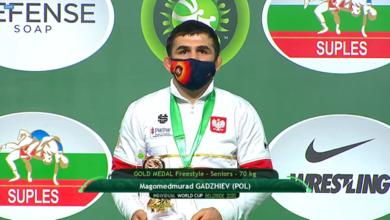 Photo of Magomedmurad Gadżijew zdobywa Puchar Świata! – AKTUALIZACJA