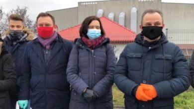 Photo of Lewica rozdawała pierogi i barszczyk czerwony – FILM