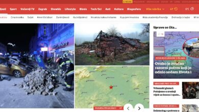 Photo of Petrinja – partnerskie miasto Piotrkowa pod gruzami po trzęsieniu ziemi – FILM, ZDJĘCIA