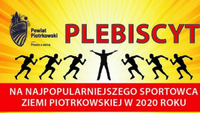 Photo of Wybierz Najpopularniejszego Sportowca i Trenera Ziemi Piotrkowskiej