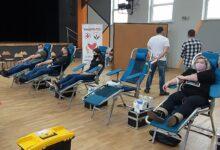 Photo of W Moszczenicy oddali krew