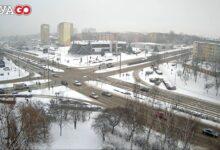 Photo of Kiepskie warunki do jazdy. Na ulicach zalega błoto pośniegowe