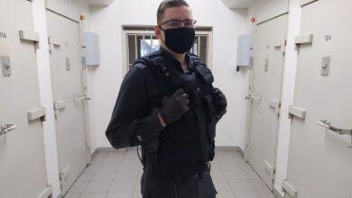 Photo of Funkcjonariusz Służby Więziennej ratował ofiarę wypadku drogowego