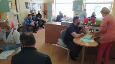 Photo of Strażnicy więzienni oddali krew
