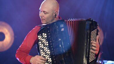 Photo of Marcin Wyrostek wystąpił w Wolborzu