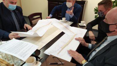 Photo of Starosta z Burmistrzem planują inwestycje na Podklasztorzu