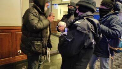 Photo of W trosce o bezdomnych – wspólne działanie policji i pracowników MOPR