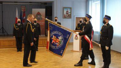 Photo of Strażacy mają nowego dowódcę Jednostki Ratowniczo Gaśniczej