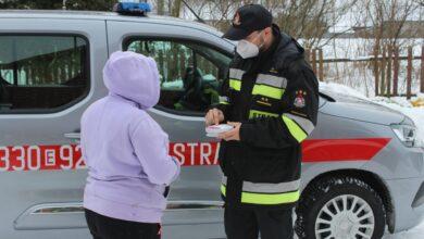 Photo of Starostwo przekazało czujki czadu i dymu