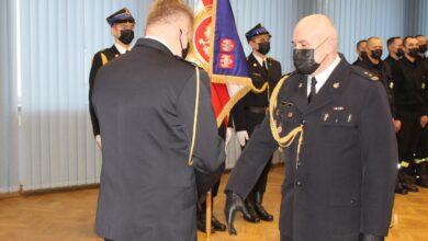 Photo of Bryg. Paweł Dela powołany na stanowisko Komendanta Miejskiego PSP