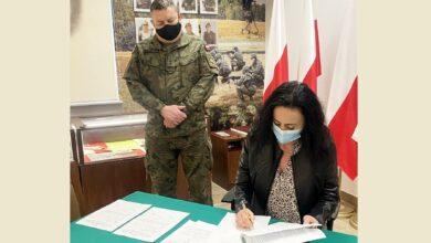 Photo of Szkoła z Bujen podpisała porozumienia z 25. Brygadą Kawalerii Powietrznej