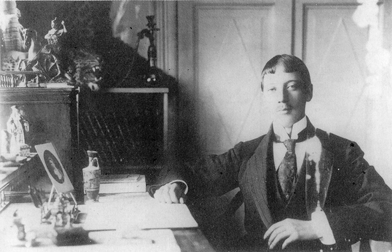 Zakazany klasyk rosyjskiej poezji na plebanii w Skotnikach