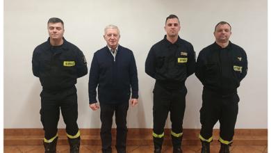 Photo of Piotrkowscy strażacy uratowali życie starszego mężczyzny