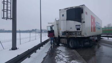 Photo of S8 zablokowana w kierunku stolicy