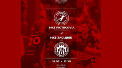 Photo of Szczypiornistki Piotrcovii w meczu z Zagłębiem Lubin w TVP Sport