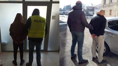 Photo of Dwa rozboje, dwóch zatrzymanych i dwa areszty