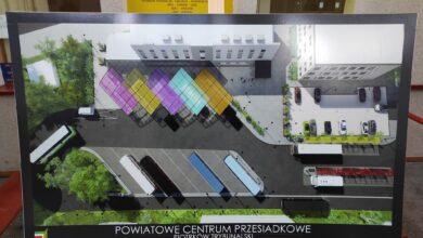 Photo of Powiatowe Centrum Przesiadkowe – zobacz wizualizacje
