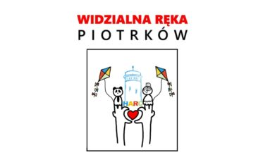 """Photo of Rok temu powstała """"Widzialna Ręka Piotrków"""""""