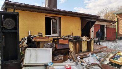 Photo of Zbiórka na leczenie i odbudowę spalonego domu strażaka – AKTUALIZACJA
