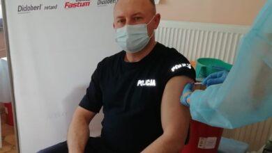 Photo of Służby mundurowe rozpoczęły szczepienie przeciwko COVID-19