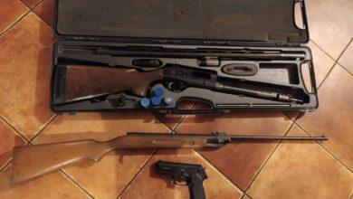 Photo of Za posiadanie broni bez zezwolenia odpowie przed sądem