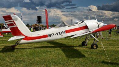 Photo of Zrzutka na samolot historyczny