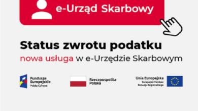 Photo of Status zwrotu – nowa usługa w e-Urzędzie Skarbowym