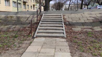 Photo of Co dalej z zablokowanymi schodami przy Mieszka I?