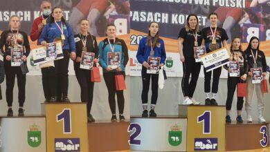 Photo of Zapaśniczki AKS ponownie na podium Mistrzostw Polski Juniorek