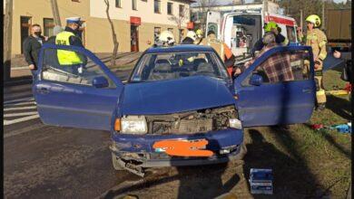 Photo of Wypadek na Koneckiej w Sulejowie. Utrudnienia na DK74