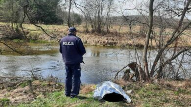 Photo of Zwłoki kobiety znaleziono w Pilicy