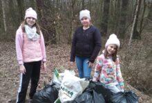 Photo of Dzieci posprzątały las