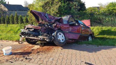 Photo of Kolejny wypadek na DK12