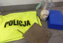 Photo of Policja zatrzymała dilera i ponad pół kilograma dopalaczy