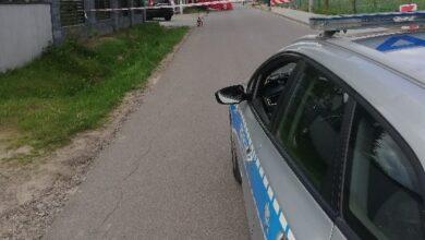 Photo of W Zalesicach zginął motocyklista