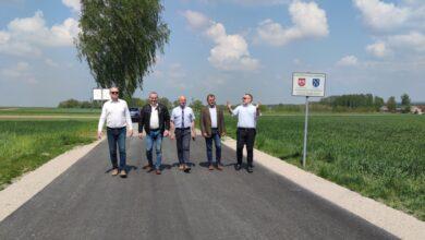 Photo of Gmina Ręczno: Finał inwestycji drogowej w Majkowicach