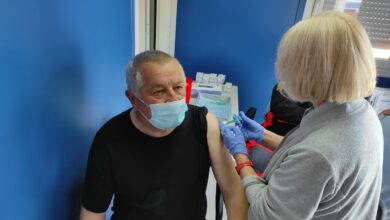 Photo of Umiarkowane zainteresowanie mobilnym punktem szczepień -POSŁUCHAJ