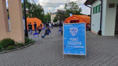 Photo of Mobilny punkt szczepień w Szydłowie – zaszczep się!