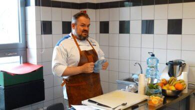 Photo of Bez glutenu i laktozy – warsztaty kulinarne z Kubą Wolskim