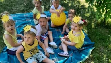 Photo of Dzieci z Gorzkowic powitały lato