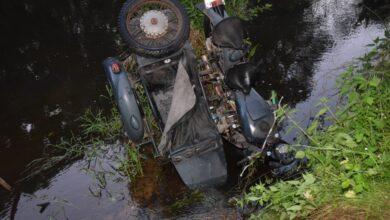Photo of Ciało motocyklisty znalezione w rzece