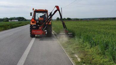 Photo of Akcja sprzątania rowów oraz poboczy zakończona!