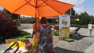 Photo of Piknik ekologiczny w parku Jana Pawła II