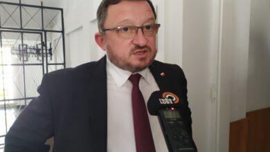 Photo of ASF: Główny Lekarz Weterynarii spotkał się z samorządowcami i producentami trzody